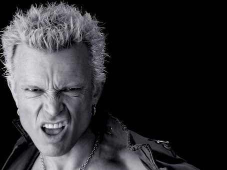 A TOTAL SNEER JOB: WHY A BILLY IDOL SHOW MAY BE THE WIND BACK WEDNESDAY WHITE WEDDING YOU HAVE TO AT