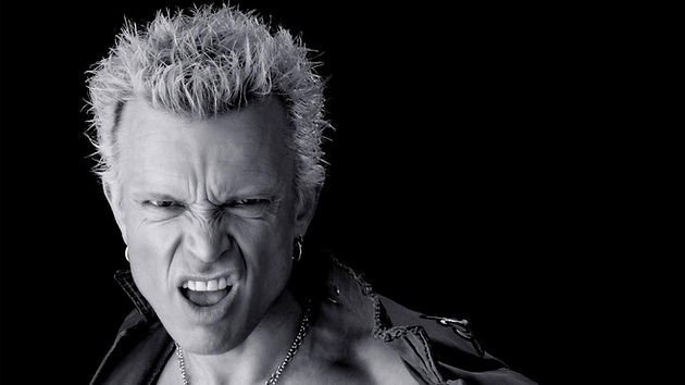 White Wedding Billy Idol.A Total Sneer Job Why A Billy Idol Show May Be The Wind