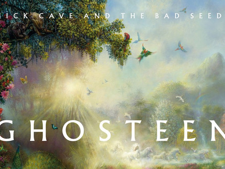 NICK CAVE & THE BAD SEEDS – GHOSTEEN: REVIEW