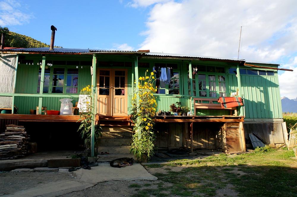 Tsvirmi hostel, Svanetian hospitality