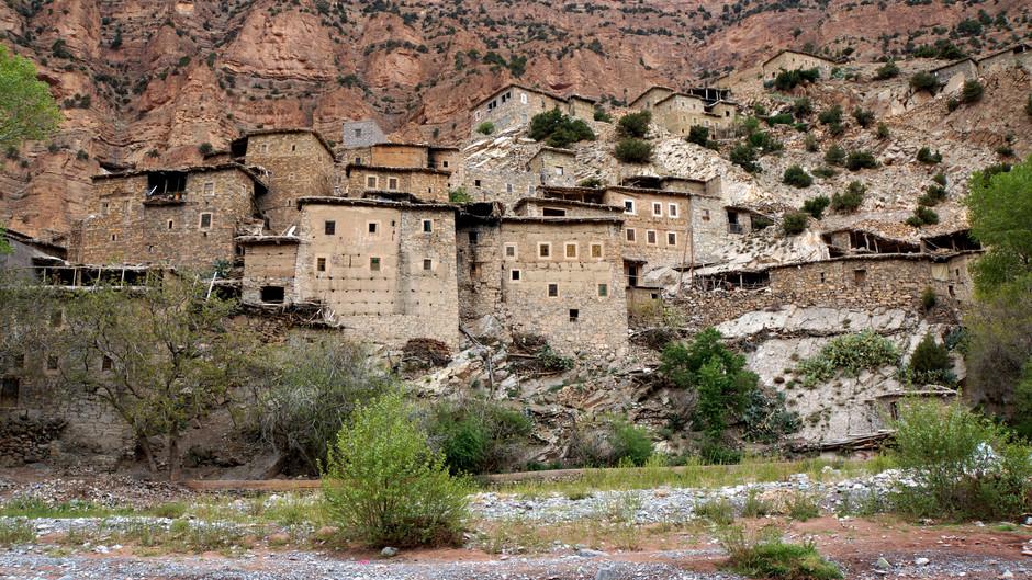 The Tessaout Valley Traverse – M'Goun, High Atlas (Morocco)