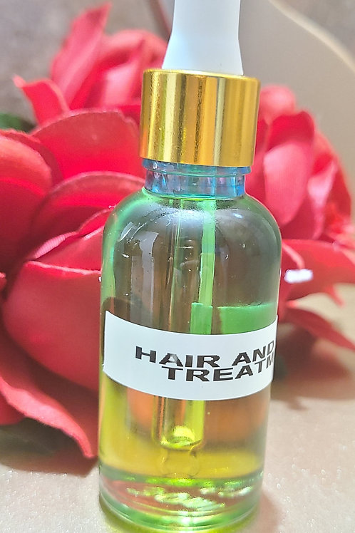 Hair and Body Oil Treatment 1 oz