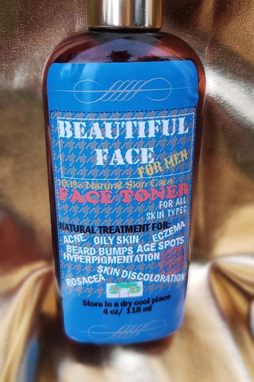 Beautiful Face Toner 4 oz