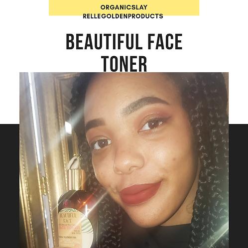 Beautiful Face Astringent Toner 4oz