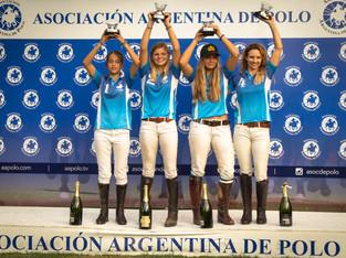 Centauros La Maroma se quedó con la primera versión de la Copa de la Mujer