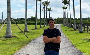Marcos Bignoli, un hombre de polo en los Estados Unidos