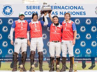 Chile se quedó con la Copa de Las Naciones