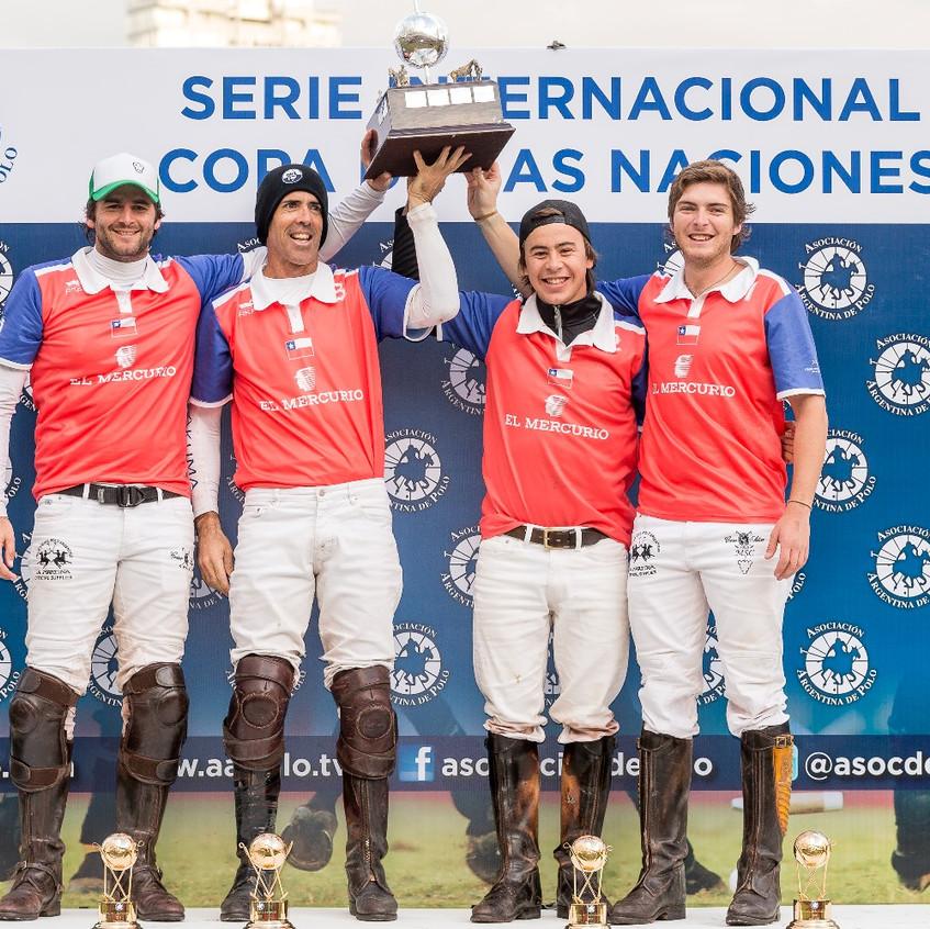 Chile Copa de las Naciones 2016