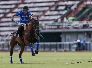 Ellerstina debutó con goleada y buen polo