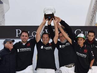 Vinnovo campeón del Polo Wines Cup