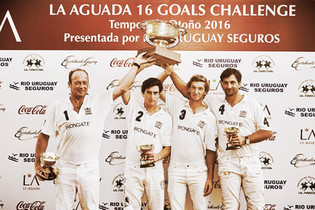 La Aguada 16-Goal Challenge para Irongate