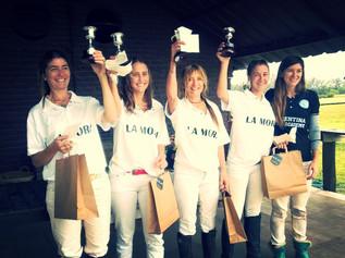 La Mora se adjudicó el Academy Ladies Cup
