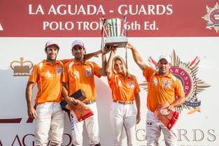 Cowdray Vikings reinó en La Aguada Guards Trophy