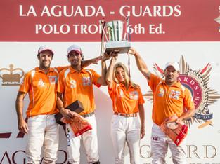 Cowdray Vikings reinó en La Aguada Guards Trophy