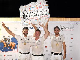 Petra Bianca se queda con la Baylandi Cup del Italia Polo Challenge Porto Cervo
