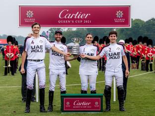 La Queen´s Cup tiene a gran campeón: UAE POLO TEAM