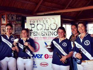 Copa Santa Clara Femenina para La Estela, en Sta Fe