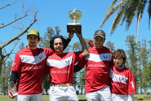 Miraflores, con lo justo, ganó la Copa Manzorro