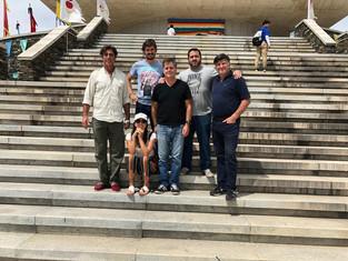 Cinco argentinos sueltos en China, por Santiago Ruiz Chacón