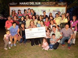 Lady's Cup Haras del Sur con gran fin solidario