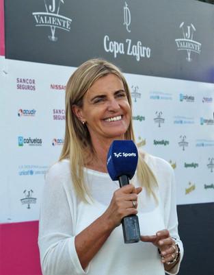 Marisa Fassi: Fuerte apoyo al polo de Cañuelas