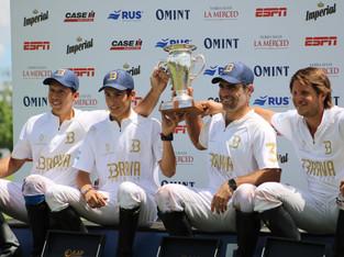 Brava se quedó con la Copa Pilar 2020