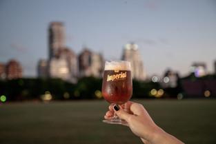 El Imperial Beerhouse volvió al Campo Argentino de Polo