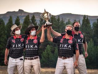 Neuquén: Fika Polo levantó la décima Copa El Desafío Mountain Resort
