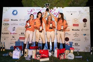 Escorihuela levantó la Copa de San Eugenio