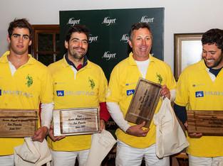 La Loma es el campeón de la Copa Güemes en Salta