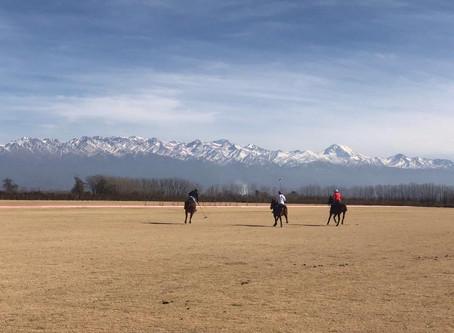 Mapa del polo en Argentina: Mendoza y su polo al pie de Los Andes