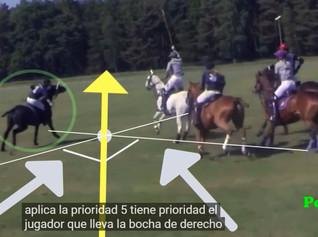 Las reglas 2020 por Polo In: #9 Jugar de revés