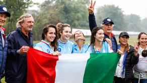 FIP Ladies European Championship: Italy, INVINCIBLE