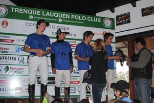 Culminó la Copa Quico Zubia en Trenque, auspiciada por Thai Polo