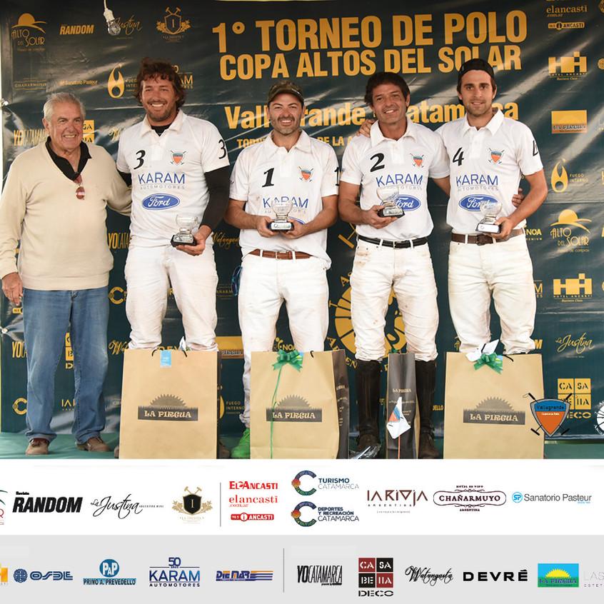 Vallegrande - Karam Automotores - Campeones Copa de Oro Altos del Solar 2