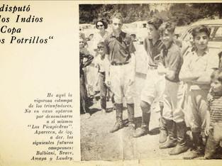 Copa Potrillos, aquella brisa del 12 octubre del 62