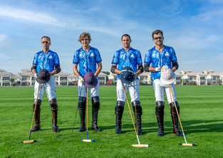 Habtoor Polo Defeats UAE Polo at the IFZA Silver Cup 2021 Qualifiers