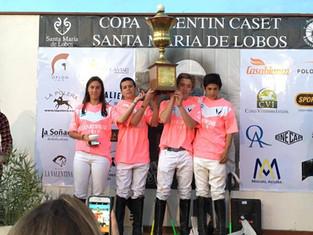 Múltiples campeones juveniles en la Copa Valentín Caset
