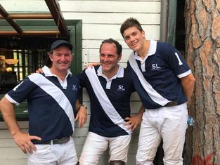 Se jugó en el Roma Polo Club la Copa Embajada Argentina
