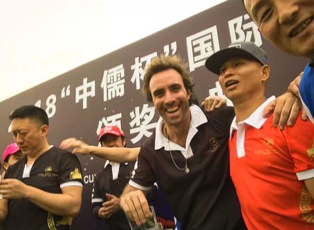 Tomás Martínez, un argentino suelto en Beijing
