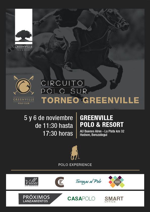 Sigue el CPS 2 en Greenville Polo & Resort