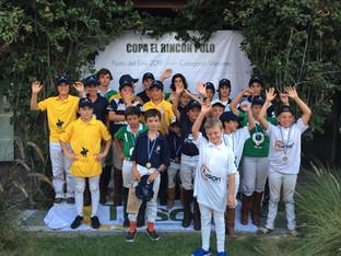 Un gran paso en el polo uruguayo: Copa de Menores El Rincón Polo PDE