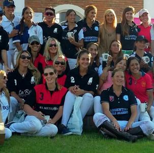 La Mora se adjudicó el torneo internacional La Cañada Ladies Polo Cup