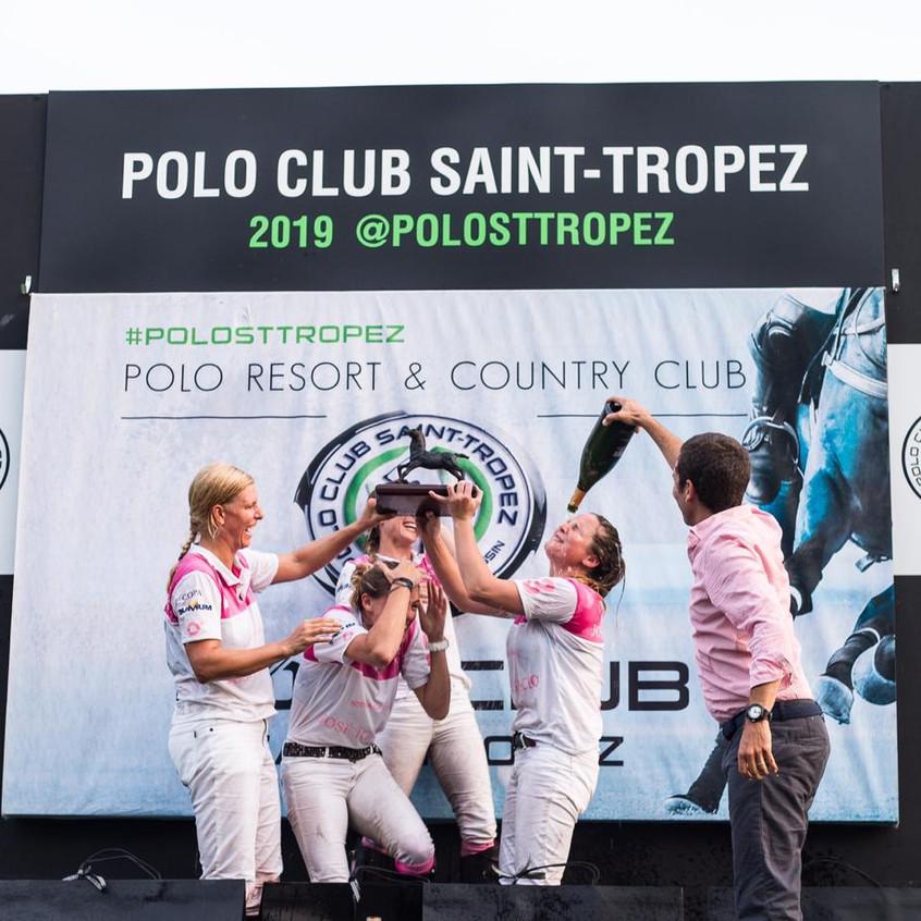 St Tropez Bodega Oceanica Prensa Polo  (
