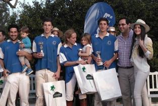 El Campito ganó la Copa Ciudad de Reconquista. El equipo del Bati fue 3º