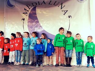 Polo Kids: Copa Gral San Martin en Media Luna Polo Club