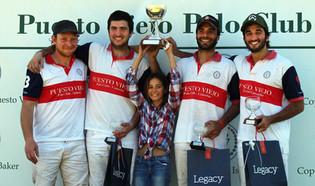 San Antonio Chico se quedó con la Copa Anna Isabella en Puesto Viejo