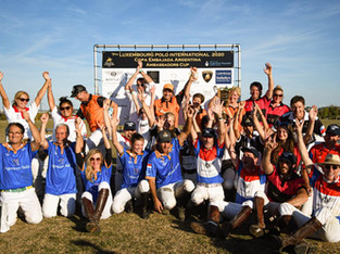 Espectacular fin de semana en el Luxembourg International Polo Tournament