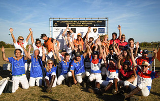 Espectacular fin de semana en el Luxembourg International Polo Tournament