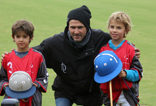 Polo Kids en La Dolfina: Diamantitos en bruto!